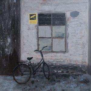 Guangzhou | Acryl auf Leinwand | 40 x 40 cm | 2019